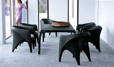 Kitchen home design modernos muebles dedon 2011 for Dedon muebles