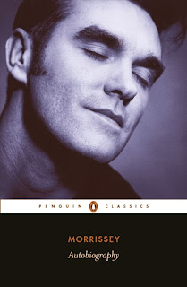 Finally, Morrissey pens his autobiography