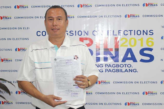 Acusar, Lyndon  Liberal Bogo City Elections