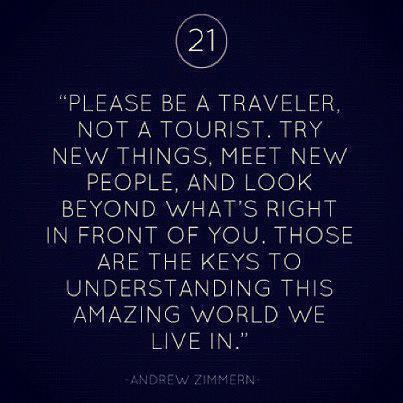 toursim travel