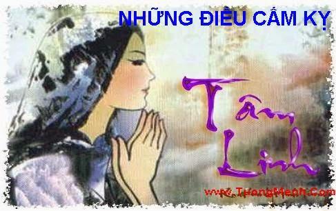 Nhung Dieu Cam Ky Tam Linh