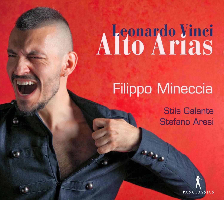 Leonardo Vinci - Alto Arias - Filippo Mineccia - PC 10297