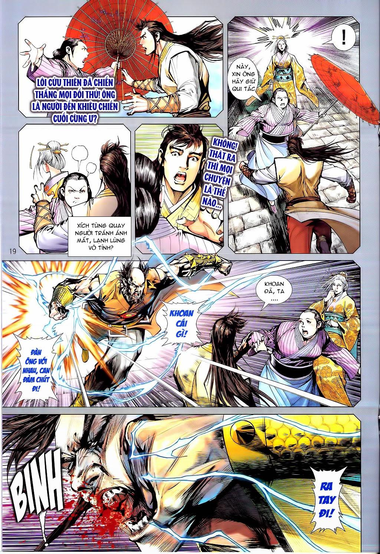truyện tranh thiết tướng tung hoành Chapter 81/