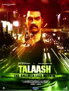 Talaash Movie Review