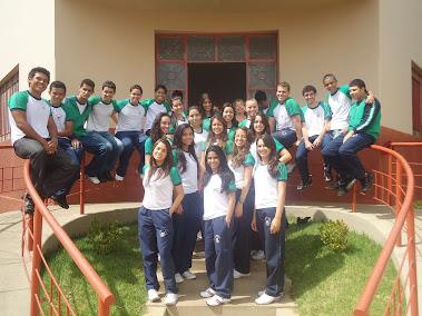 TURMA: 17 FORMANDOS 2011
