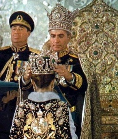 Imperial Crown Jewels of Iran mohammad reza shah