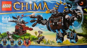 Phim Huyền thoại Chima