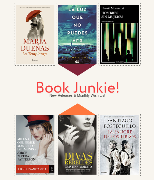 Book Junkie - Read And Then Type