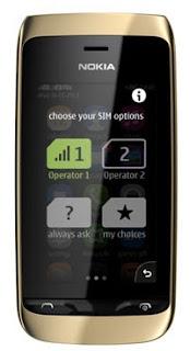 Spesifikasi dan Berapa Harga Nokia Asha 310