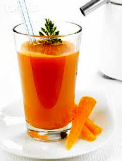 Healthy Carrot Juice