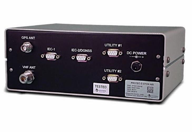 Protec-D - настольное устройство для навигационной системы автоматической идентификации