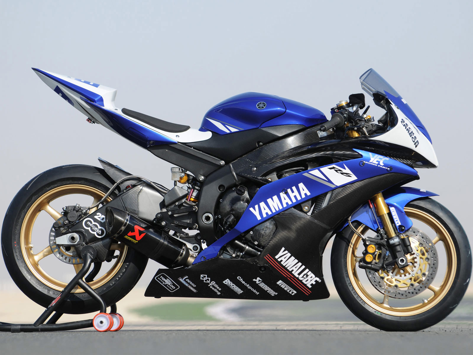 Yamaha R1 Tunada Top Motos