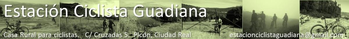 Estación Ciclista Guadiana