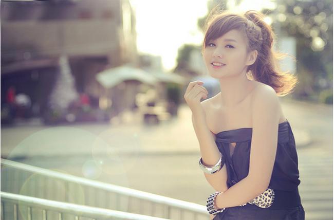 Ảnh gái đẹp HD Hot girl Tâm Tít sexy 9