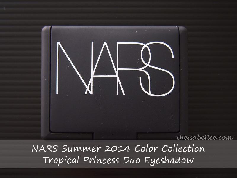 NARS Tropical Princess Duo Eyeshadow