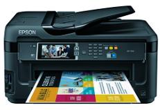 Epson WorkForce WF-7610 Driver Download