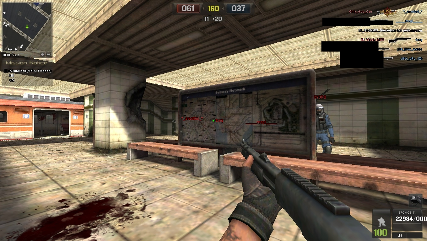 Cheat Point Blank Februari Wallhack Replace Pangkat