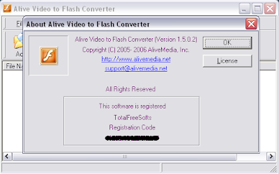Alive Video to Flash Converter 1.5.0.2 With Serial