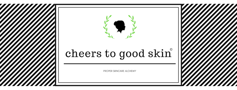 Welcome to Cheers to Good Skin!