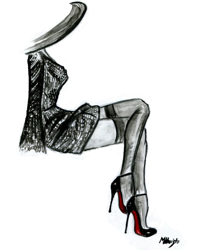 Stylecurated  STYLE SURVIVAL   HIGH HEEL SHOES PART TWO