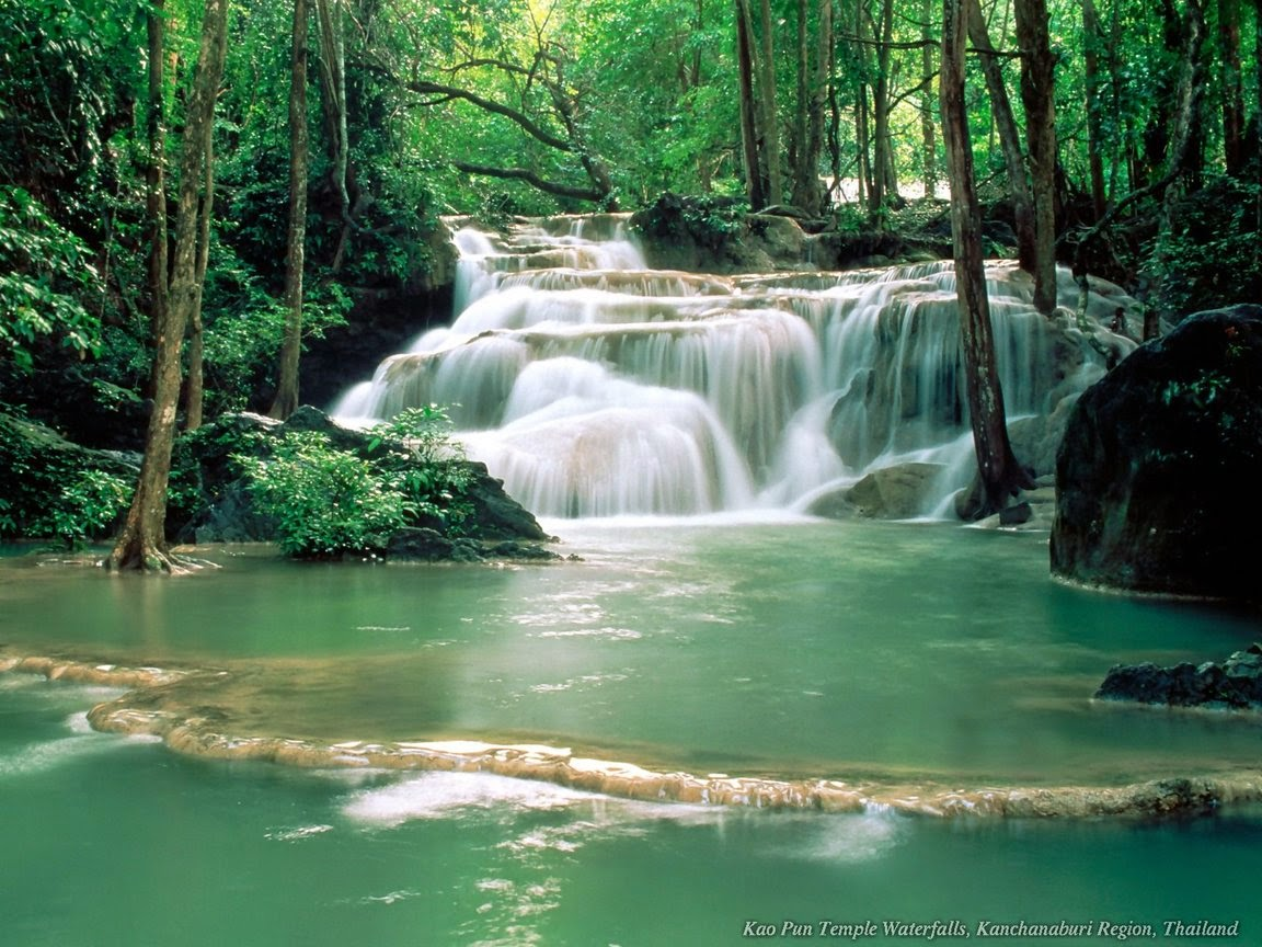 Nilai Filosofi Air - Maknanya Dalam Kehidupan