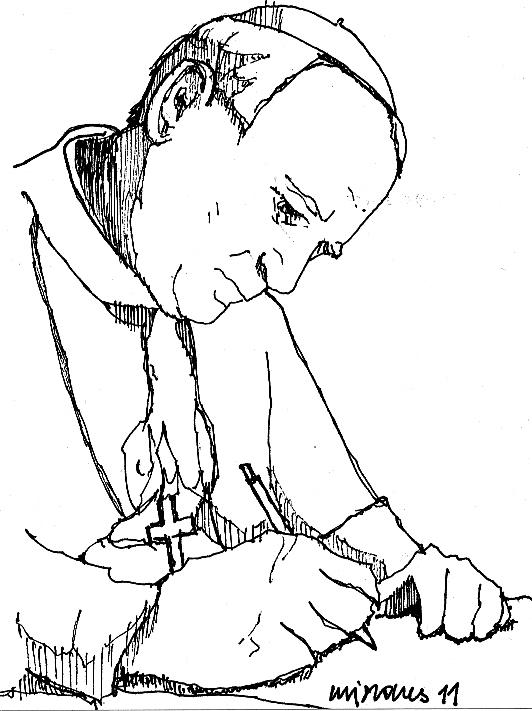 Compartiendo por amor: Juan Pablo II