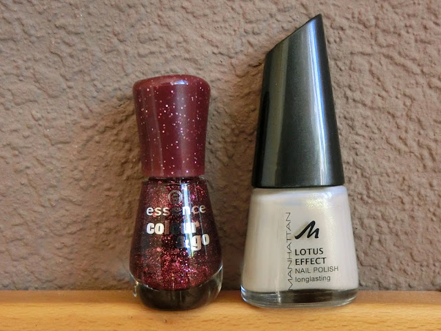essence time for romance und Manhattan Sparkly Nude