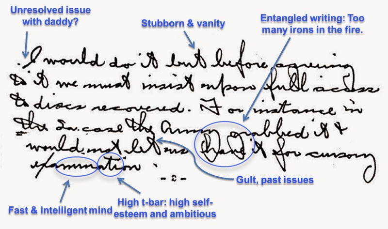 5 Ways to Authenticate Handwriting in Court