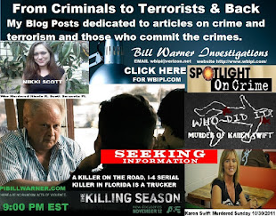 My website dedicated to articles on crime and terrorism not based on race or religion
