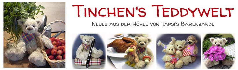 Tinchens Teddy-Welt