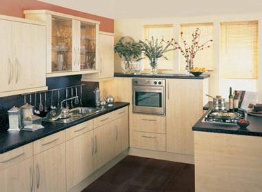 Decora y disena dise os de cocinas en forma de u ideas - Cocinas en forma de u pequenas ...