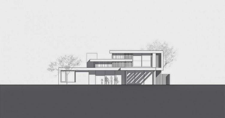minimalista y sostenible la casa del r o por selencky
