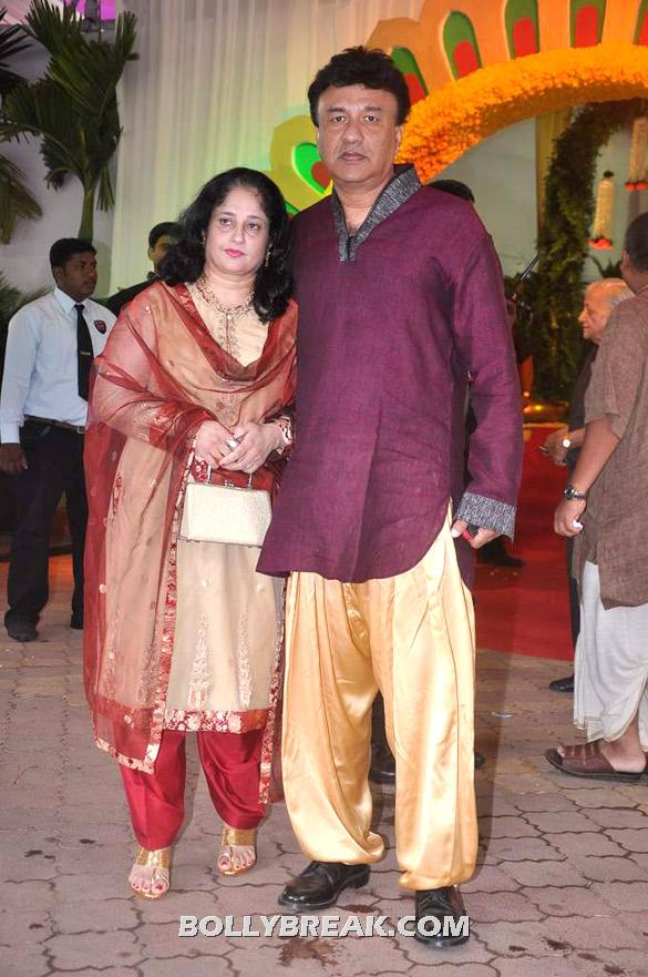 Anu Malik - (15) - Esha Deol Wedding Pics 2012 - Full Set