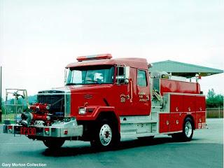 AutoCar Fire Trucks