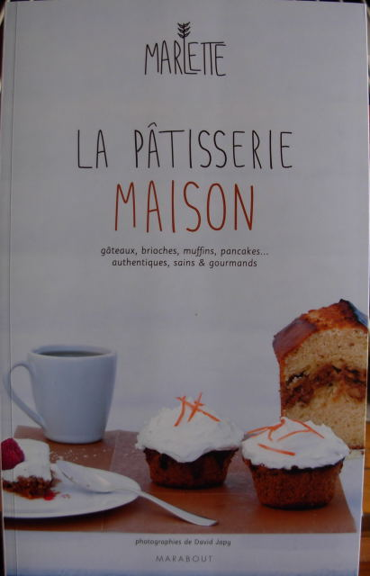 MARLETTE, La pâtisserie maison, Marabout, 15 \u20ac 90.
