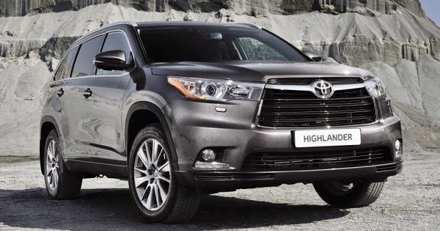 toyota highlander 2015 review. Black Bedroom Furniture Sets. Home Design Ideas