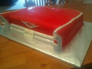 Tis So Sweet Cakes June