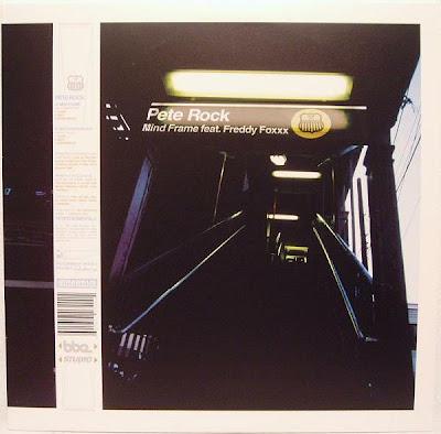 Pete Rock – Mind Frame (VLS) (2001) (320 kbps)
