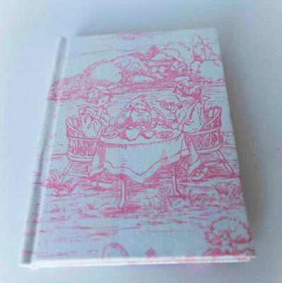 cuaderno, notebook, book, scrap-book, encuadernacion tela