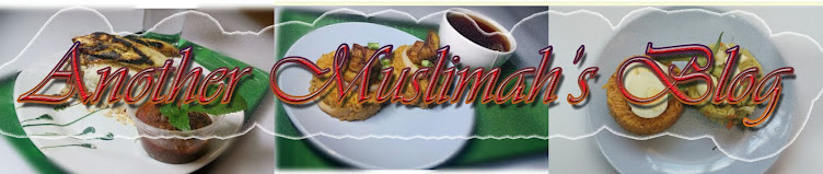 Another Muslimah's Kitchen