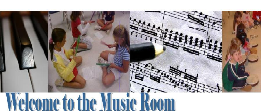 Mrs. Endicott's Music Room