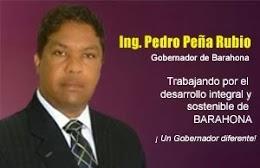 GOBERNADOR DE LA  PROVINCIA BARAHONA
