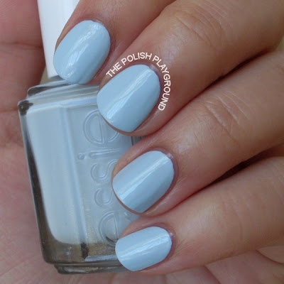 Essie Borrowed & Blue