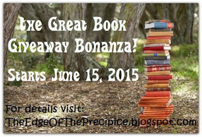 June 15th Book Giveaway
