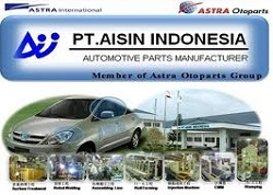 PT Aisin Indonesia - Recruitment Fresh Graduate