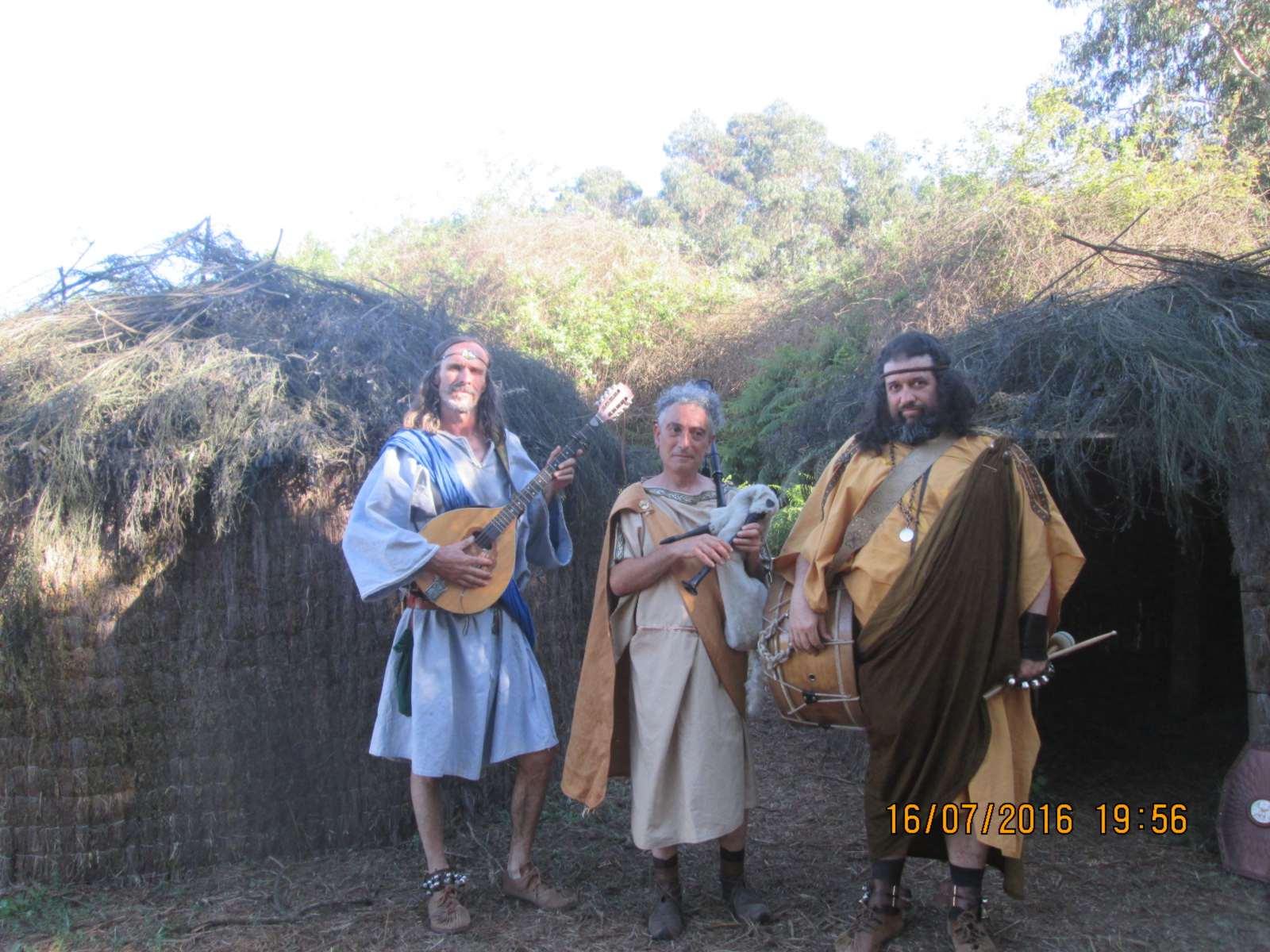 Los Rapax de Romanos y celtas