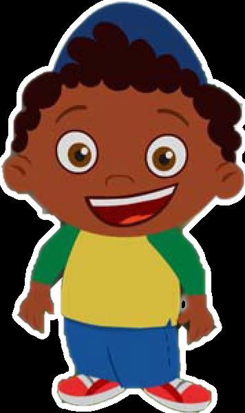 cartoon characters pngs of little einsteins