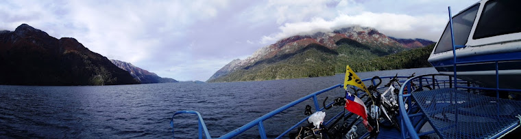 Lago Nahuel Huapi Río Negro