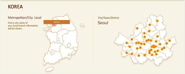 korea yakson house, korea facial massage, korea facial treatment