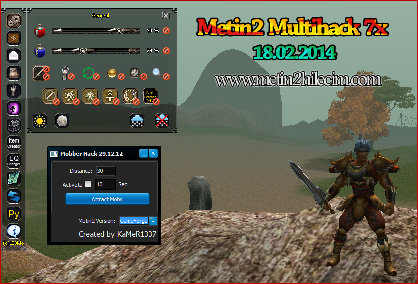 Metin2 Multihack İndir